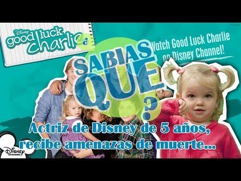 Actriz de Disney de 5 años, Mia Talerico, recibe amenazas de muerte