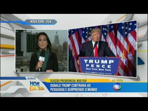 Donald Trump contraria