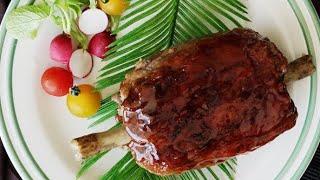 【レシピ】原始人っぽいマンガ肉の作り方