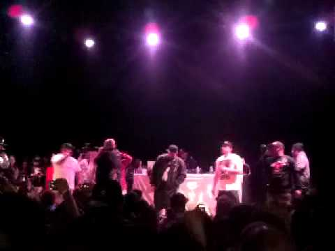 'Battle Hymn' AOTP Live in Philly 1/31/14