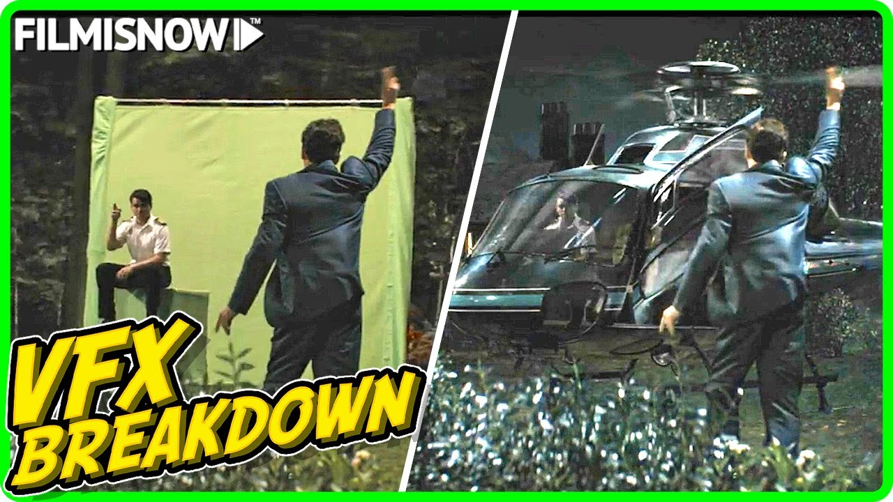 THE WOLF OF WALL STREET | VFX Breakdown by Scanline VFX (2013)