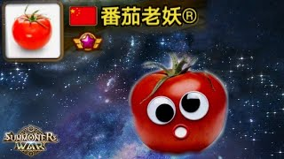 The Matches of Legend Player Tomato in RTA with Chinese Music - Summoners War