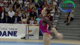 Larisa Iordache - Floor | Romanian Gymnastics Championships 2017 | Full HD
