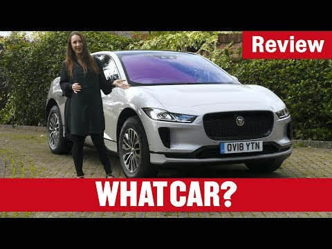 2019 Jaguar I-Pace review – a better EV than the Tesla Model S? | What Car?