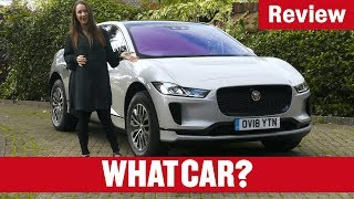 2019 Jaguar I-Pace review – a better EV than the Tesla Model S? | What Car?