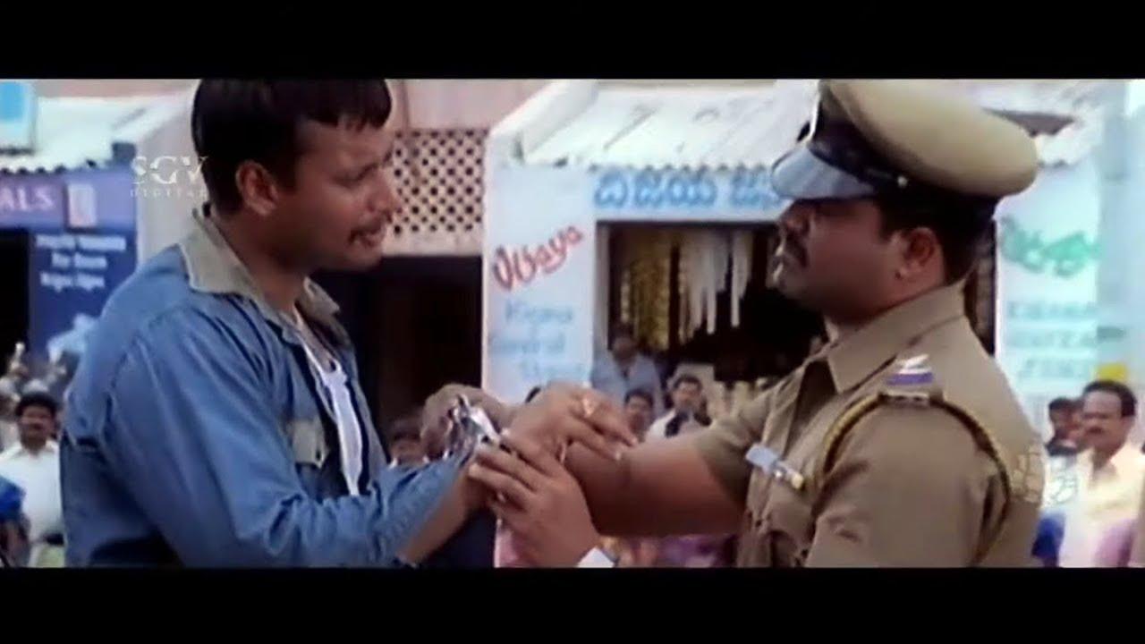 Darshan Hit Kannada Action Movie 2020 | Suntaragali Kannada Full Movie | Darshan Movies | Rakshitha
