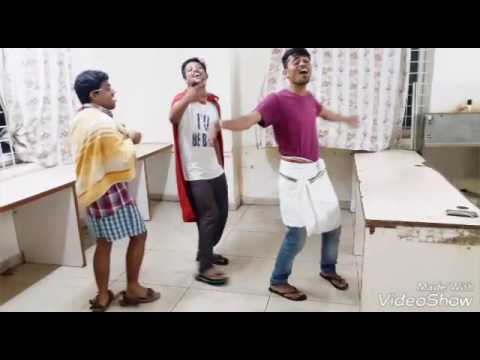 Maakkirikiri rahulsipligunj fan made song
