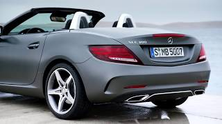 Mercedes-Benz SLC 2017 Videos