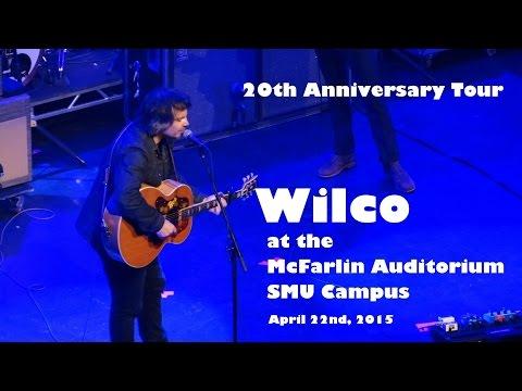 Wilco - McFarlin Auditorium, SMU Campus, Dallas, TX