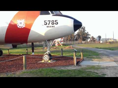A tour of the Castle Air Museum (Atwater, California) - Outd