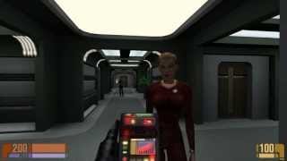 Star Trek Voyager: Elite Force Virtual Voyager Complete Walkthrough (1080p FULL HD)