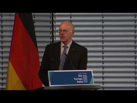 Prof. Dr. Norbert Lamert Eu Debates The Fall Of The Berlin Wall And The Iron Curtain