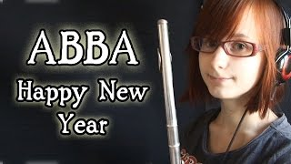 Abba - Happy New Year (Flute cover)