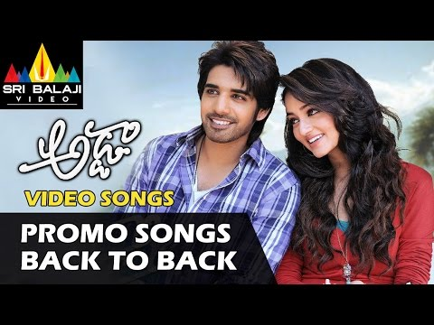 Adda Movie Video Songs | Back to Back