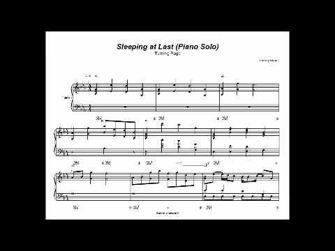 Sleeping at Last Piano Solo