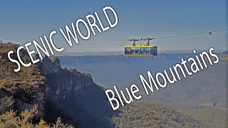 Scenic World Tourist Attraction in Blue Mountains
