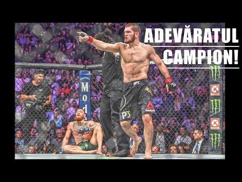 Khabib vs. McGregor - Lupta si scandalul