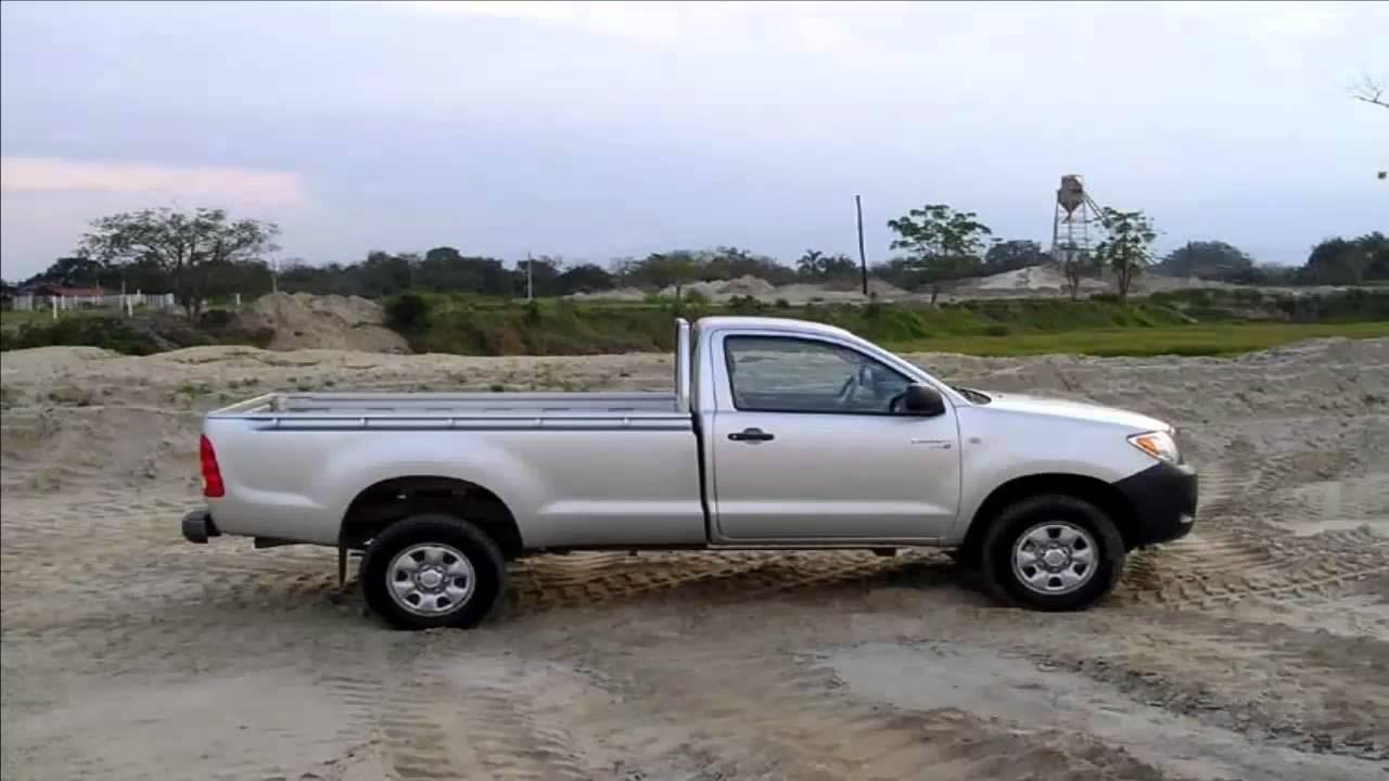 Venta De Carros En Honduras Toyota >> Toyota Hilux Usados De Venta En Guatemala | Autos Post