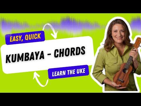 Kumbaya Easy Ukulele Song by 21 Songs in 6 Days: Learn Ukulele the Easy Way