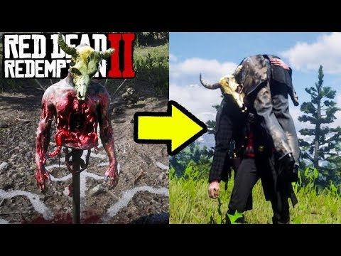 What Happens if you Sacrifice a Body at the Pagan Ritual Location in Red Dead Redemption 2? thumbnail