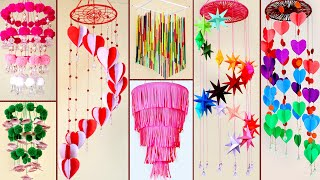8 Wall Hanging Ideas !!! DIY Handmade Things || DIY Paper Craft