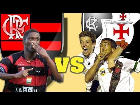 782e186be2c34 Flamengo 1 x 0 Vasco   Carioca 2001   Melhores Momentos - YouTube