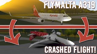 ROBLOX - France Vol FlyMalta A319!