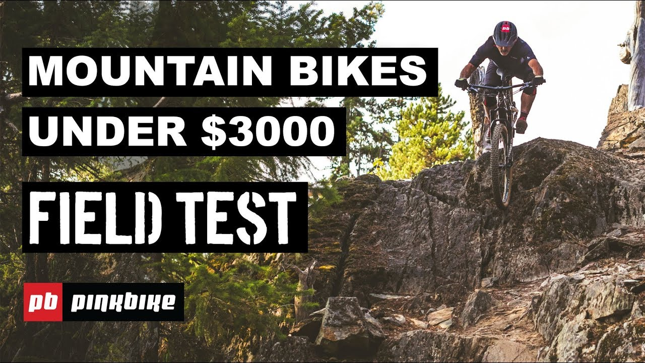 Dual Suspension Mountain Bikes With Free 14 Day Test Ride >> 3 Affordable Full Suspension Mountain Bikes Tested 2018 Pinkbike Field Test
