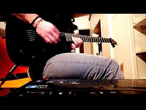 Hard Rock Guitar Solo in Am 147 Bpm - Francis
