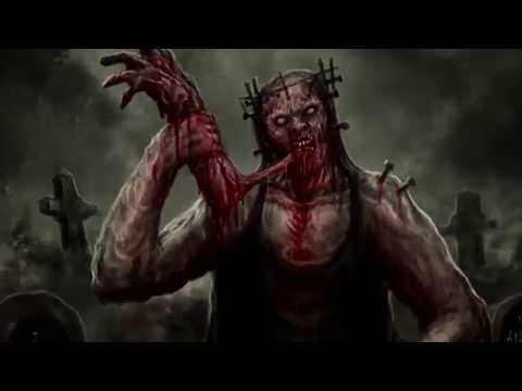 Flesh Hoarder - Counterweight Suicide (lyric video)