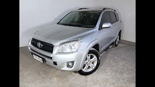 4×4 SUV Toyota RAV4 Cruiser Wagon 2010 Review For Sale