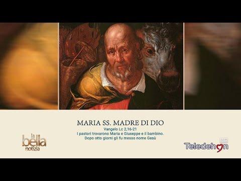 LA BELLA NOTIZIA - MARIA SS. MADRE DI DIO - ANNO A