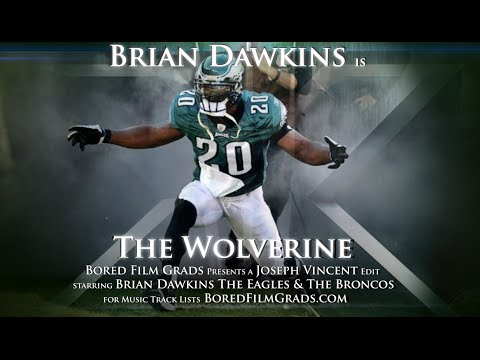Brian Dawkins - The Wolverine