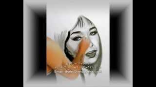 تعليم رسم الرسام خالد عبد الكريم-ناهد شريف