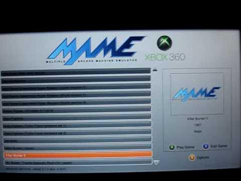 Emulador MAME XBOX 360 YouTube