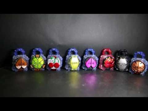 Kamen Rider Gaim DX Sonic Arrow & Lemon Energy Lock Seed Review