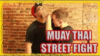 How to Elbow in Muay Thai
