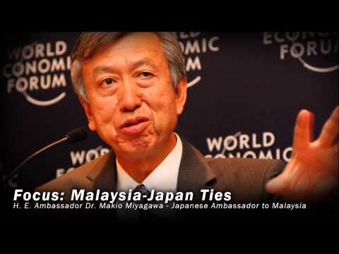 20141023 ASEAN Breakfast Call: Malaysia-Japan Ties