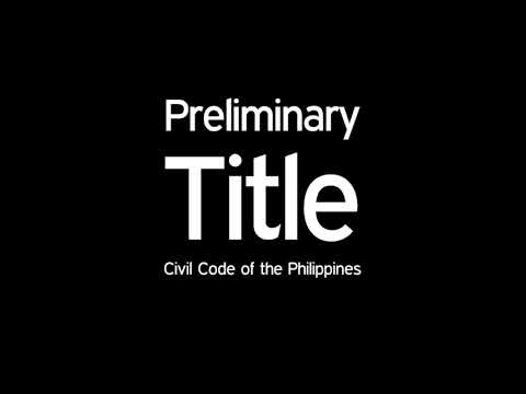"civil code of the phlippines article 694 The new civil code of the philippines will give light to your question article 1544 thereof provides: ""art 1544 if the same thing should have been sold to different vendees, the ownership shall be transferred to the person who may have first taken possession thereof in good faith, if it should be movable property."