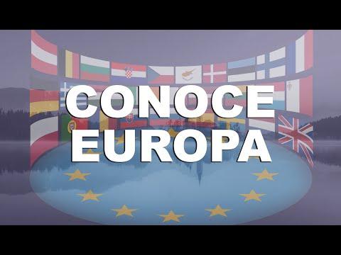 CONOCE EUROPA 03 Eslovenia, República Checa, Eslovaquia, Polonia