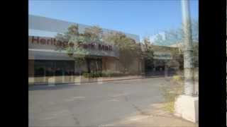 Abandoned Heritage Mall Midwest City Oklahoma