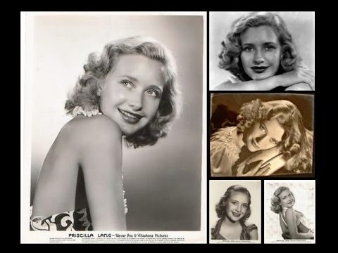 Priscilla Lane  Bloopers  1941  Four Mothers