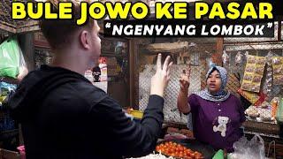 MURAH MANA? Nawar Pakai Bhs Inggris atau Jawa? Bule Jowo ke Pasar Tradisional!