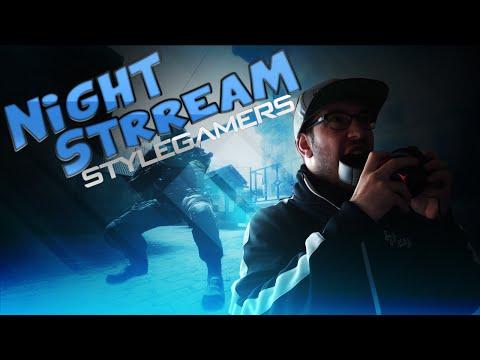 NightStream #17 | CS:GO | COMPETITIVOS COM A MALTA