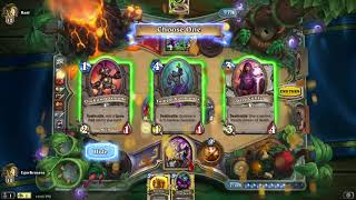 Comeback against Jade Druid in ladder with the Ancient one [Hearthstone Un'Goro]