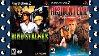 World of Longplays Live: Dino Stalker & Resident Evil: Dead Aim (PS2) featuring Spazbo4 part 2 of 2