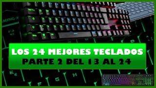 TECLADOS Amazon / Mejores TECLADOS DE AMAZON ✨ parte 2 💰💲 ORDENADO POR PRECIO 💲💰