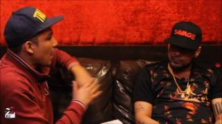 IKKA (2017) - X-CLUSIVE & RARE INTERVIEW BY RAAJ JONES