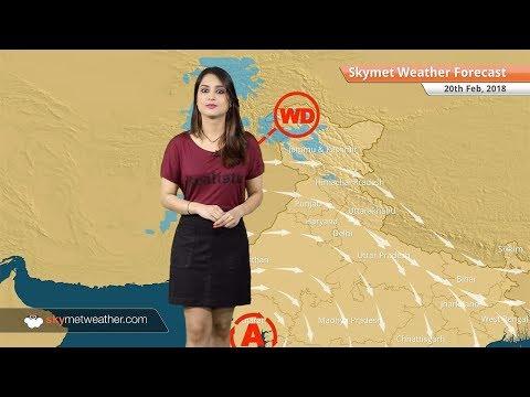 Weather Forecast for Feb 20: Warm day in Delhi, Lucknow, Mumbai, Kolkata, Chennai