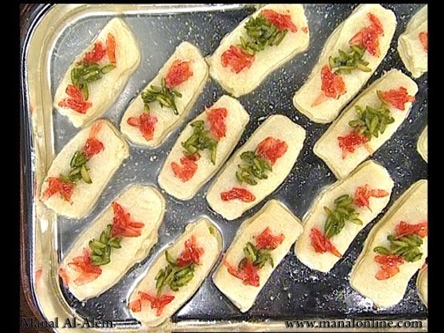 حلاوة الجبن - مطبخ منال العالم